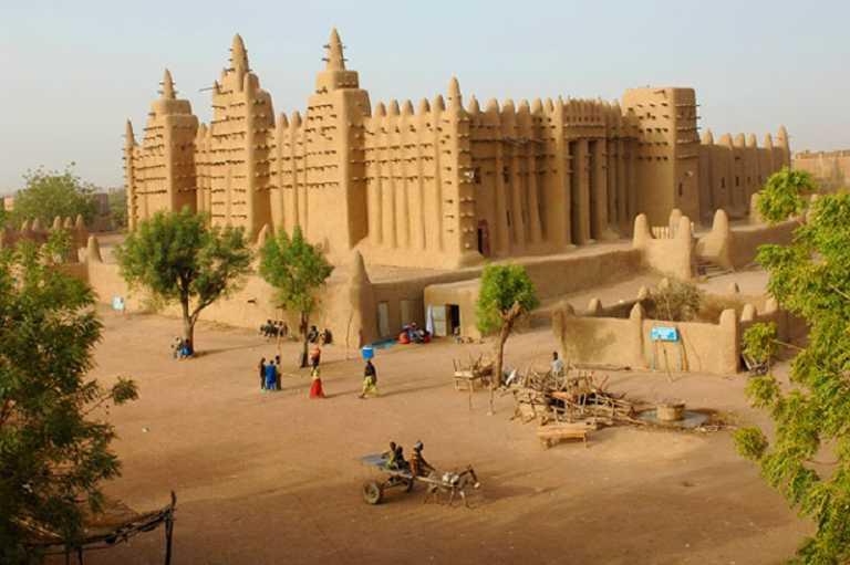 Timbuktu, thành phố vàng bên sa mạc Sahara