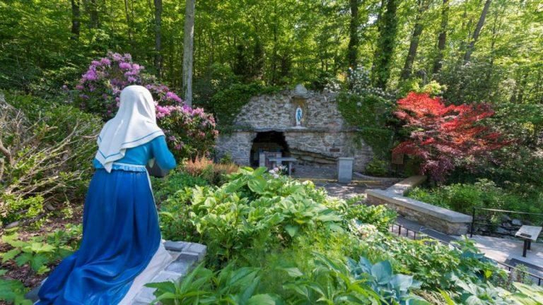 Đền thờ quốc gia Đức Mẹ Lộ Đức, Emmitsburg (Maryland)